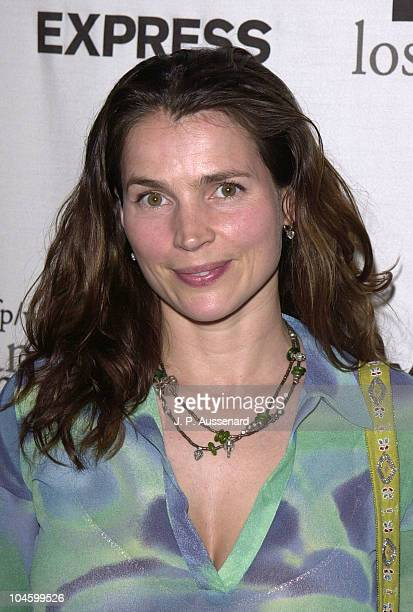 Julia Ormond during The Prime Gig Premiere at Directors Guild of America in Los Angeles California United States