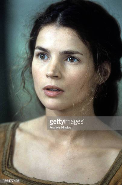 Julia Ormond in a scene from the film 'First Knight', 1995.