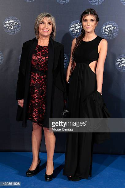 Julia Otero and Candela attend the '64th Premio Planeta' Literature Awards the most valuable literature award in Spain with 601000 euros for the...
