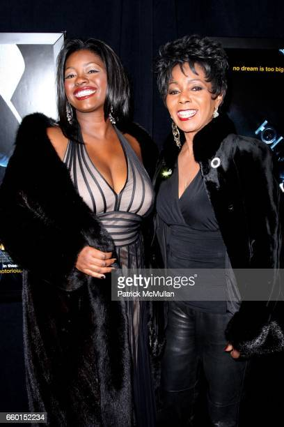 Julia Pace Mitchell and Judy Pace attend FOX SEARCHLIGHT PICTURES Presents the World Premiere of NOTORIOUS at AMC Lincoln Square on January 7 2009 in...