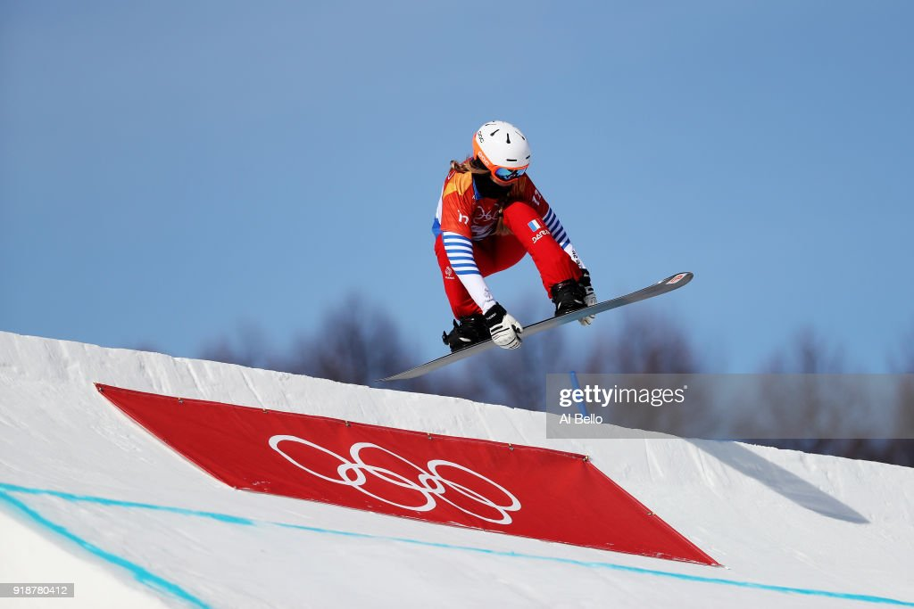 Snowboard - Winter Olympics Day 7 : Photo d'actualité
