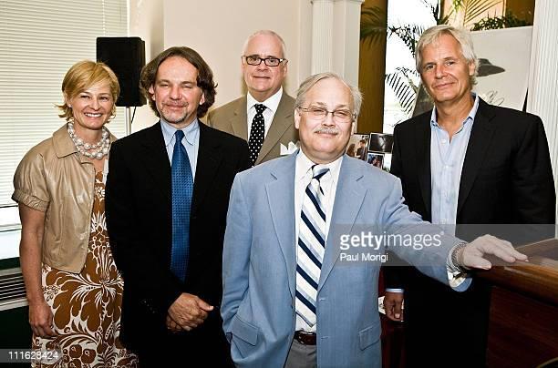 Julia Perry Twentieth Century Fox Films Frank Spotnitz series and film director and producer Jim Gardner Associate Director National Museum of...