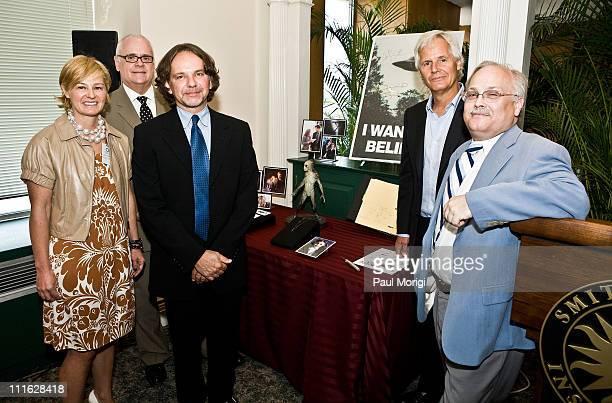 Julia Perry Twentieth Century Fox Films Jim Gardner Associate Director National Museum of American History Frank Spotnitz series and film director...