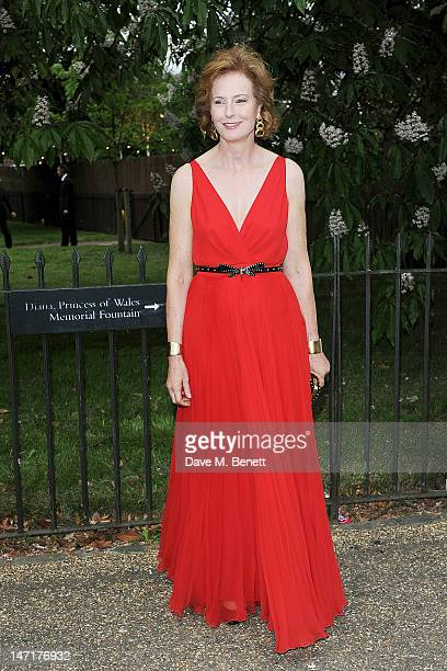 Julia PeytonJones arrives at the Serpentine Gallery Summer Party sponsored by Leon Max at The Serpentine Gallery on June 26 2012 in London England