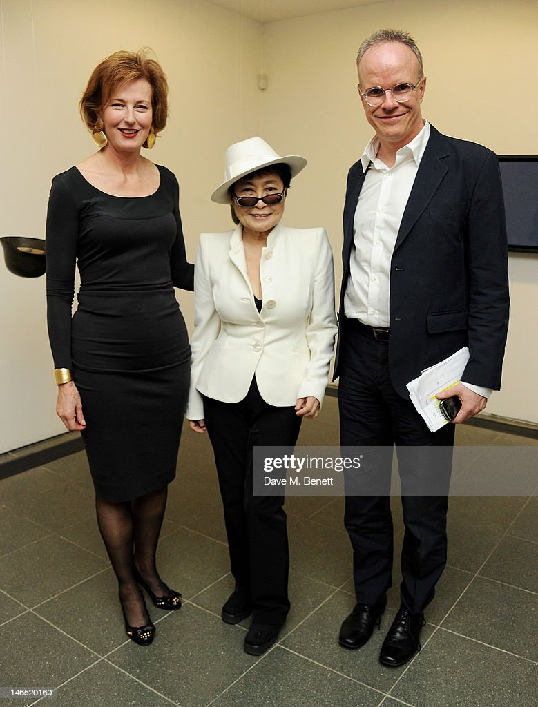 Yoko Ono: To The Light - Exhibition At The Serpentine Gallery - Council Reception