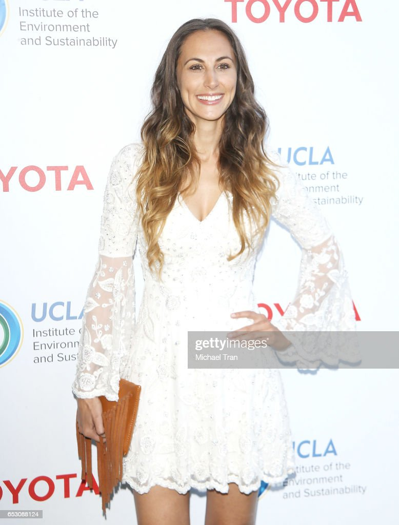 UCLA Institute Of The Environment And Sustainability Celebrates Innovators For A Healthy Planet - Arrivals