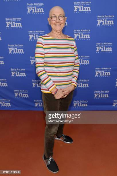 Julia Reichert attends the Women's Panel during the 35th Santa Barbara International Film Festival at the Loberto Theatre on January 25 2020 in Santa...