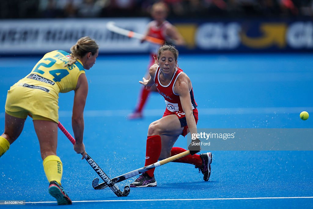 FIH Women's Hockey Champions Trophy 2016 - Day Seven