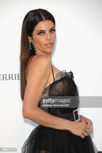 Julia Restoin Roitfeld arrives at the amfAR Gala Cannes 2018 at Hotel du CapEdenRoc on May 17 2018 in Cap d'Antibes France