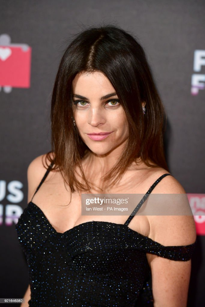 Julia Restoin Roitfeld attending the Naked Heart Foundation Fabulous Fund Fair held at The Roundhouse in Chalk Farm, London. PRESS ASSOCIATION Photo. Picture date: Tuesday February 20, 2018. Photo credit should read: Ian West/PA Wire.