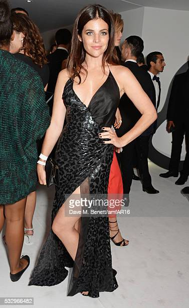 Julia Restoin Roitfeld attends the after party for amfAR's 23rd Cinema Against AIDS Gala at Hotel du CapEdenRoc on May 19 2016 in Cap d'Antibes France