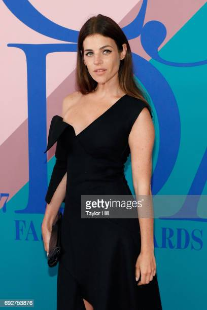 Julia RestoinRoitfeld attends the 2017 CFDA Fashion Awards at Hammerstein Ballroom on June 5 2017 in New York City