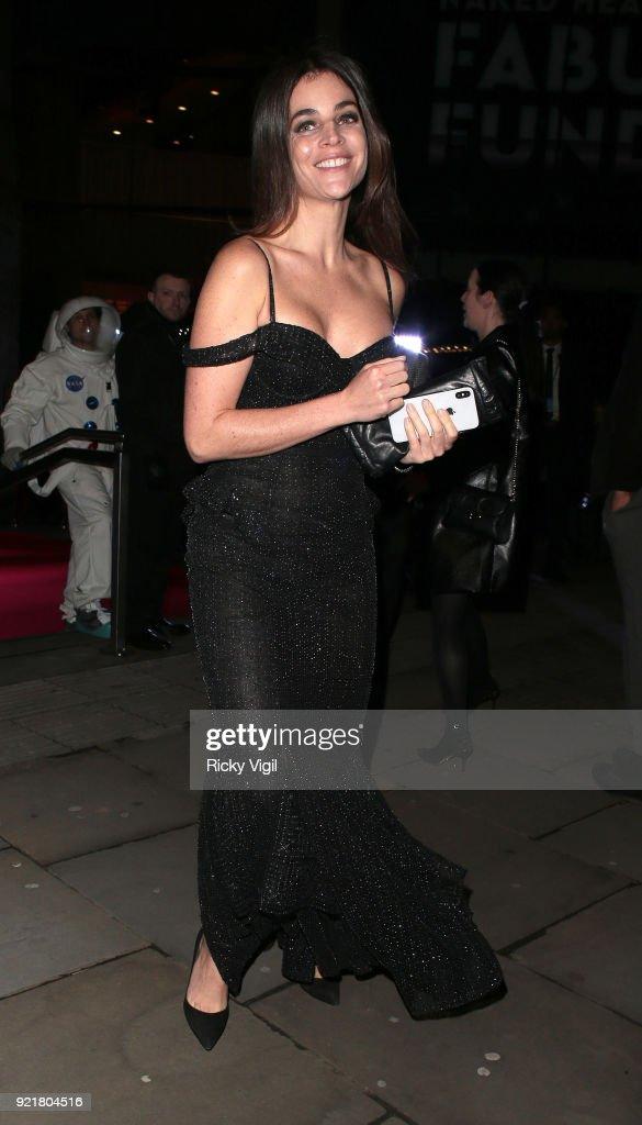 Celebrity Sightings - LFW February 2018 - Day 5 - February 20, 2018 : News Photo