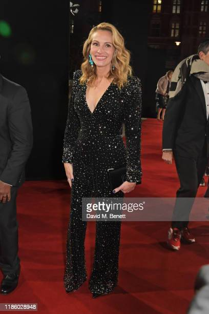Julia Roberts arrives at The Fashion Awards 2019 held at Royal Albert Hall on December 2, 2019 in London, England.