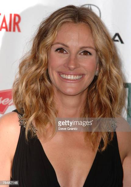 Julia Roberts at the Beverly Hilton Hotel in Beverly Hills, California