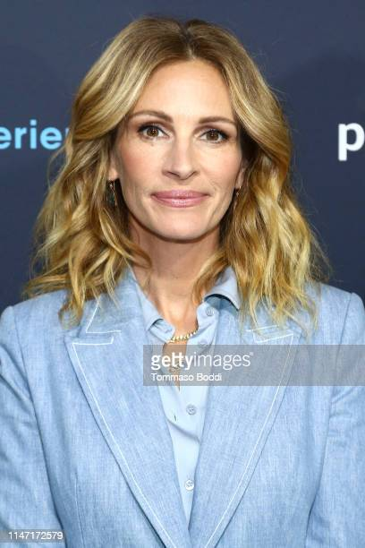 "Julia Roberts attends the Amazon Prime Experience Hosts ""Homecoming"" FYC Screening And Panel at Hollywood Athletic Club on May 05, 2019 in Hollywood,..."