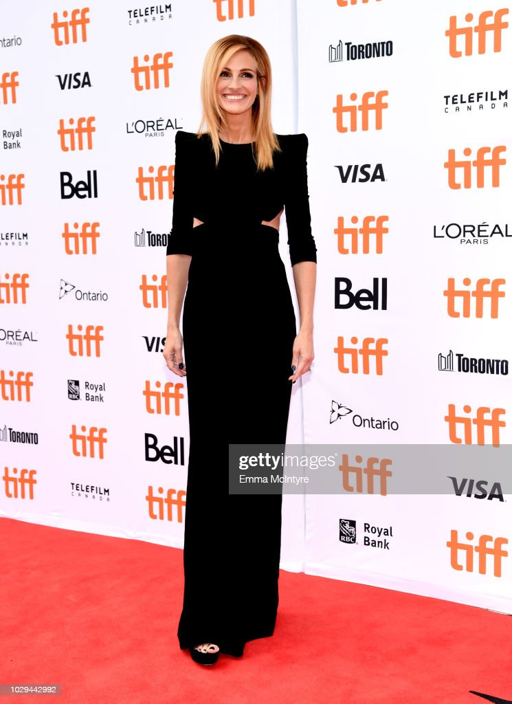 "2018 Toronto International Film Festival - ""Ben Is Back"" Premiere : News Photo"