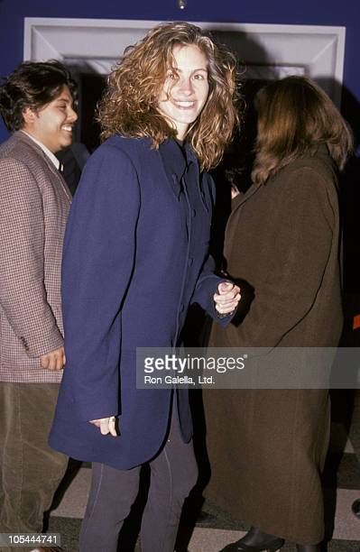 Julia Roberts during 'Streetcar' Benefit at Barrymore Theater in New York City New York United States