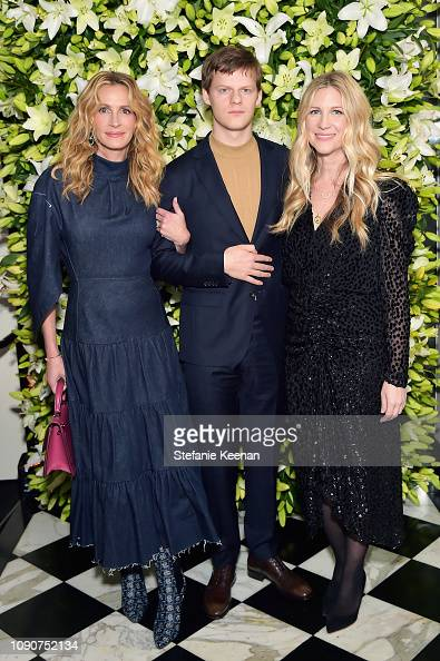 Julia Roberts Lucas Hedges And Kristina O Neill Attend 2019