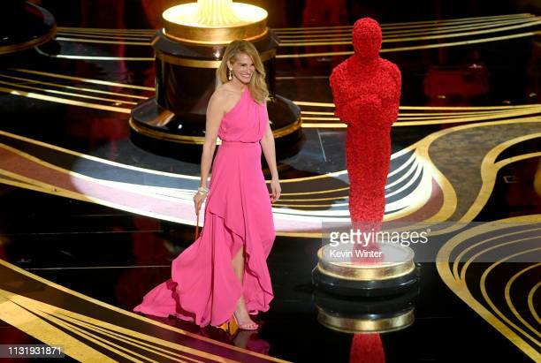 Julia Roberts onstage during the 91st Annual Academy Awards at Dolby Theatre on February 24, 2019 in Hollywood, California.