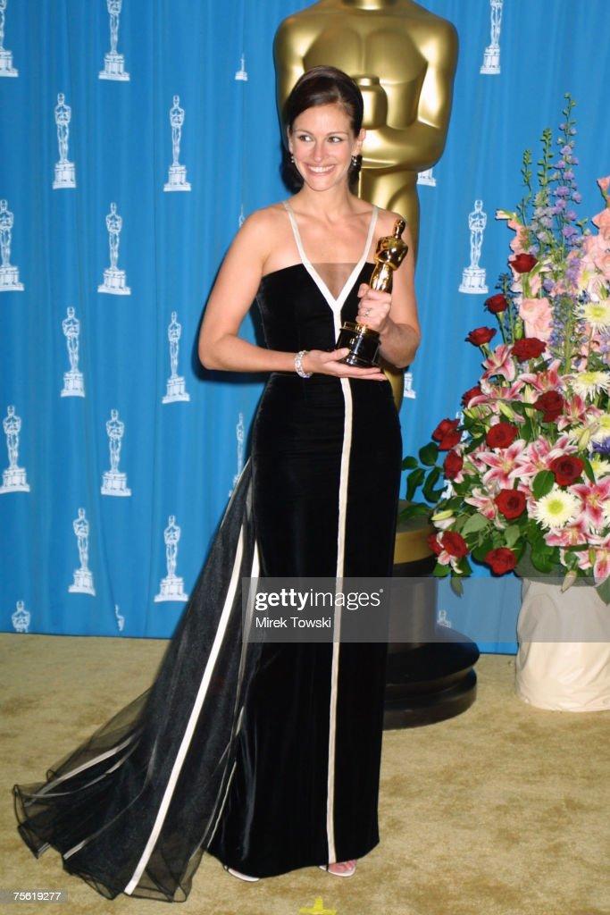 press room at the 73rd Annual Academy Awards : Fotografía de noticias