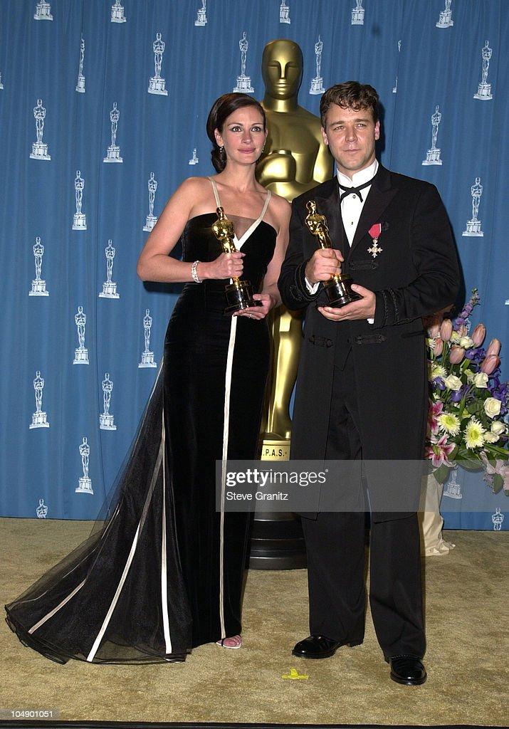 73rd Academy Awards - Press Room : News Photo