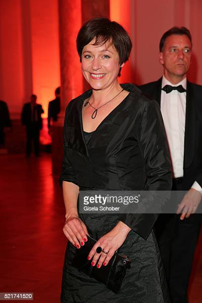 Julia Ronstedt during the 27th ROMY Award 2015 at Hofburg Vienna on April 16 2016 in Vienna Austria