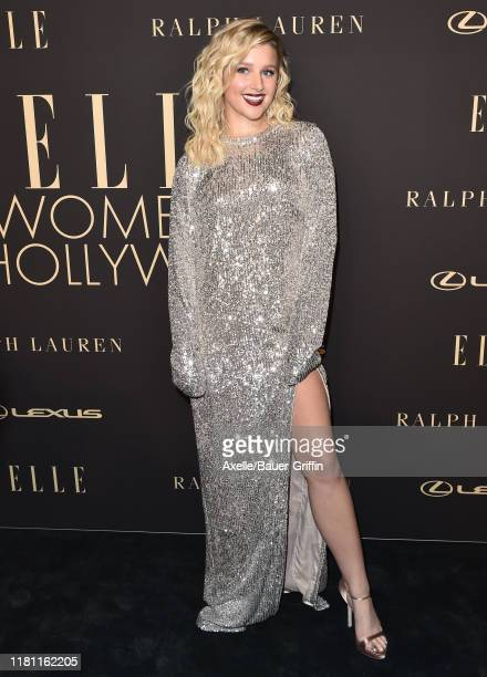 Julia Schlaepfer attends the 2019 ELLE Women In Hollywood at the Beverly Wilshire Four Seasons Hotel on October 14 2019 in Beverly Hills California