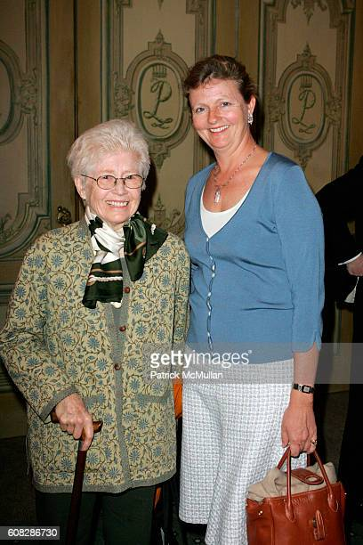 Julia Scott Anette Goelet== Fountain House Symposium and Luncheon== Pierre Hotel NYC== April 30 2007== ©Patrick McMullan== Photo JIMI...