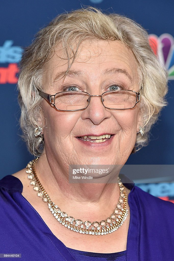 Julia Scotti attends the 'America's Got Talent' Season 11 Live Show at Dolby Theatre on August 23, 2016 in Hollywood, California.