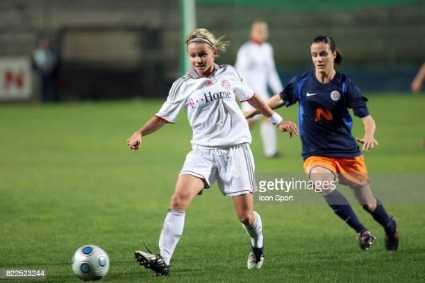 Julia SIMIC Montpellier / Bayern Munich Champions League
