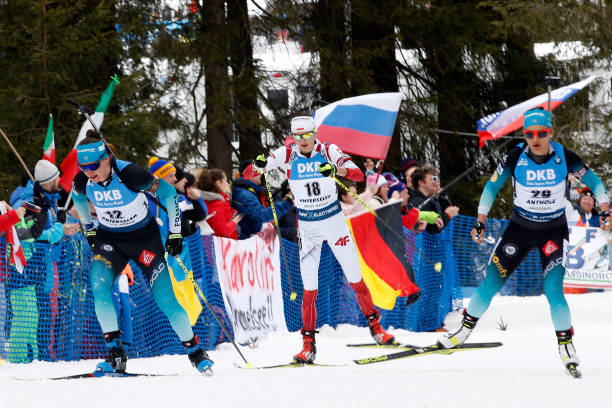 ITA: IBU World Championships Biathlon Antholz-Anterselva - Men 15 km Mass Start Competition
