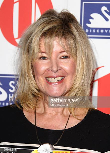 Julia Somerville attends 'The Oldie Of The Year Awards' at Simpsons in the Strand on February 10, 2011 in London, England.