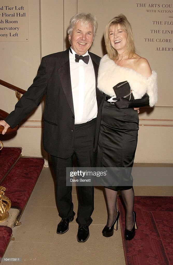 Julia Sommerville And Partner, An Evening For Tebet At The Floral Hall, Royal Opera House, London