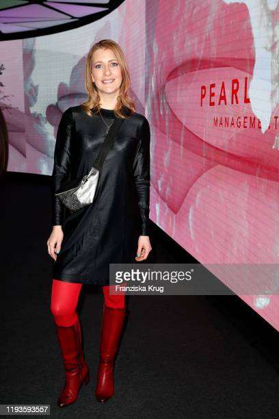 Julia Starp during the PEARL Model Management Fashion Aperitif at The Reed on January 13 2020 in Berlin Germany