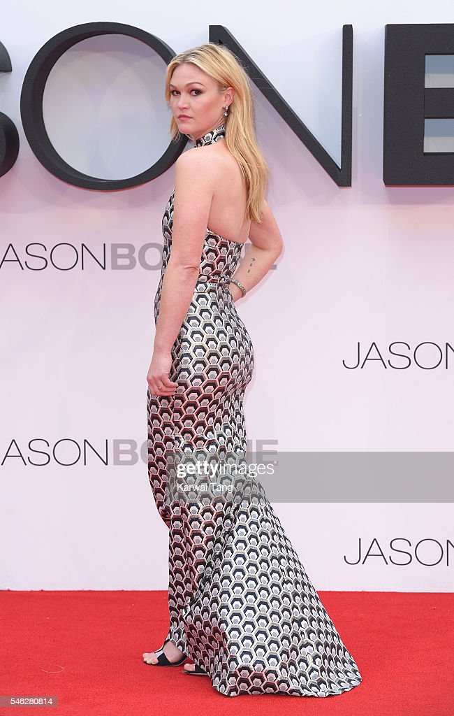 """Jason Bourne"" - The European Premiere - Red Carpet"