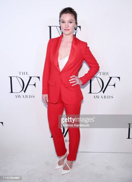 Julia Stiles attends 10th Annual DVF Awards at Brooklyn Museum on April 11 2019 in New York City