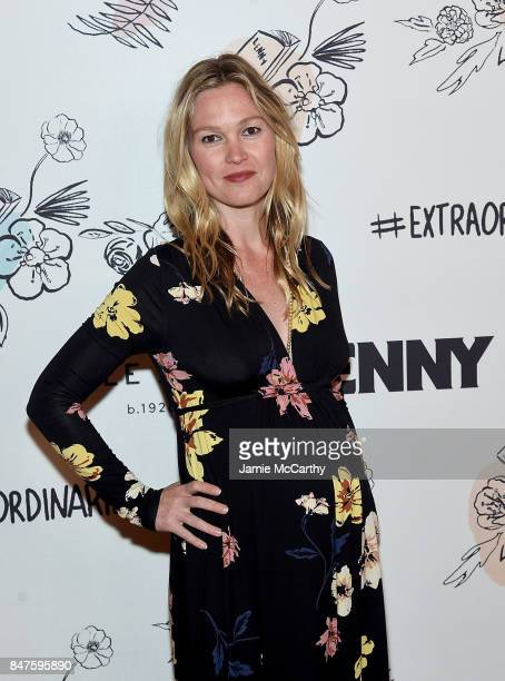 Julia Stiles attends Lenny 2nd Anniversary Party at The Jane Hotel on September 15 2017 in New York City