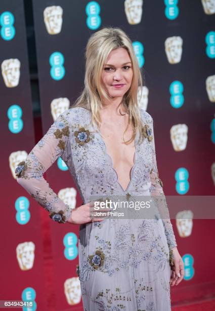 Julia Stiles attends the 70th EE British Academy Film Awards at Royal Albert Hall on February 12 2017 in London England