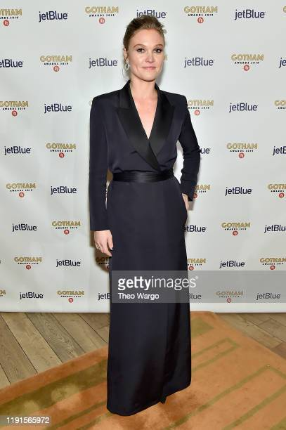 Julia Stiles attends the IFP's 29th Annual Gotham Independent Film Awards at Cipriani Wall Street on December 02 2019 in New York City