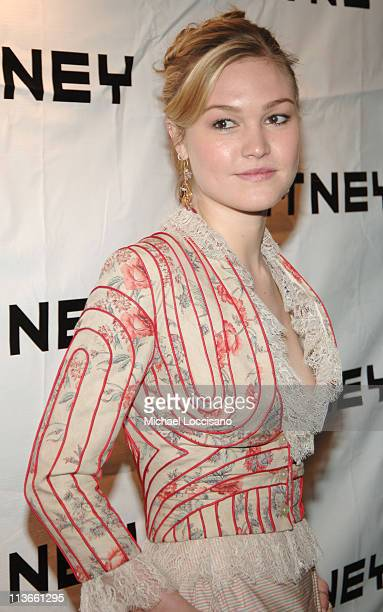 Julia Stiles during Whitney Museum Contemporaries Host Annual Art Party and Auction Benefiting The Whitney Independent Study Program at Splashlight...