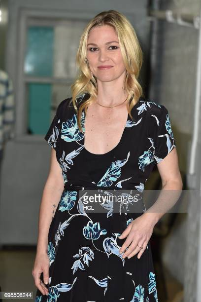 Julia Stiles seen at the ITV Studios on June 13 2017 in London England