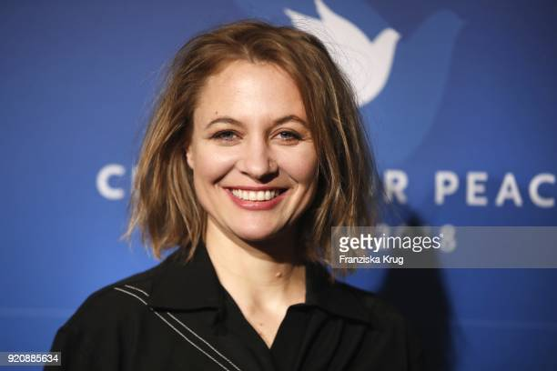 Julia Thurnau during the Cinema For Peace Gala on the occasion of the 68th Berlinale International Film Festival at Hotel De Rome on February 19 2018...