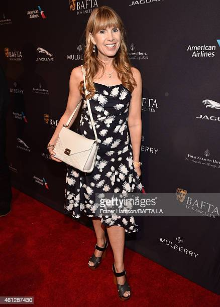 Julia Verdin attends the BAFTA Los Angeles Tea Party at The Four Seasons Hotel Los Angeles At Beverly Hills on January 10 2015 in Beverly Hills...