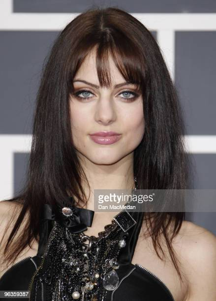 Julia Voth arrives at the 52nd Annual GRAMMY Awards held at Staples Center on January 31 2010 in Los Angeles California