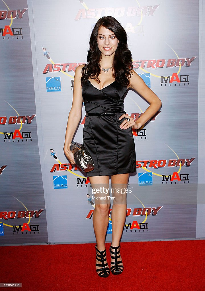 """Astro Boy"" - Los Angeles Premiere - Arrivals"