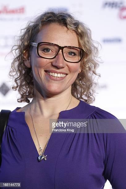 Julia Westlake Bei Der Verleihung Des Lea Awards In Der Color Line Arena In Hamburg
