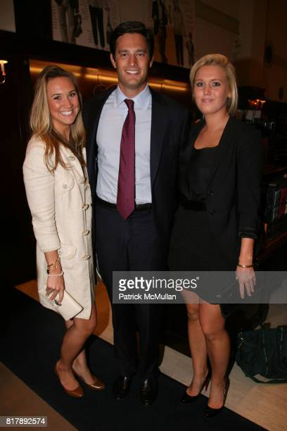 Julia Wethrell Jordan Rosenlicht and Julia Hoyt attend The launch of True Prep at Brooks Brothers on September 14 2010 in New York