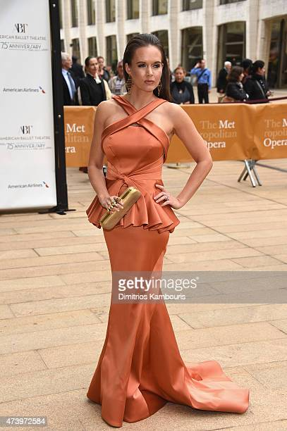 Julia Yager SpillmanGover attends the American Ballet Theatre's 75th Anniversary Diamond Jubilee Spring Gala at The Metropolitan Opera House on May...