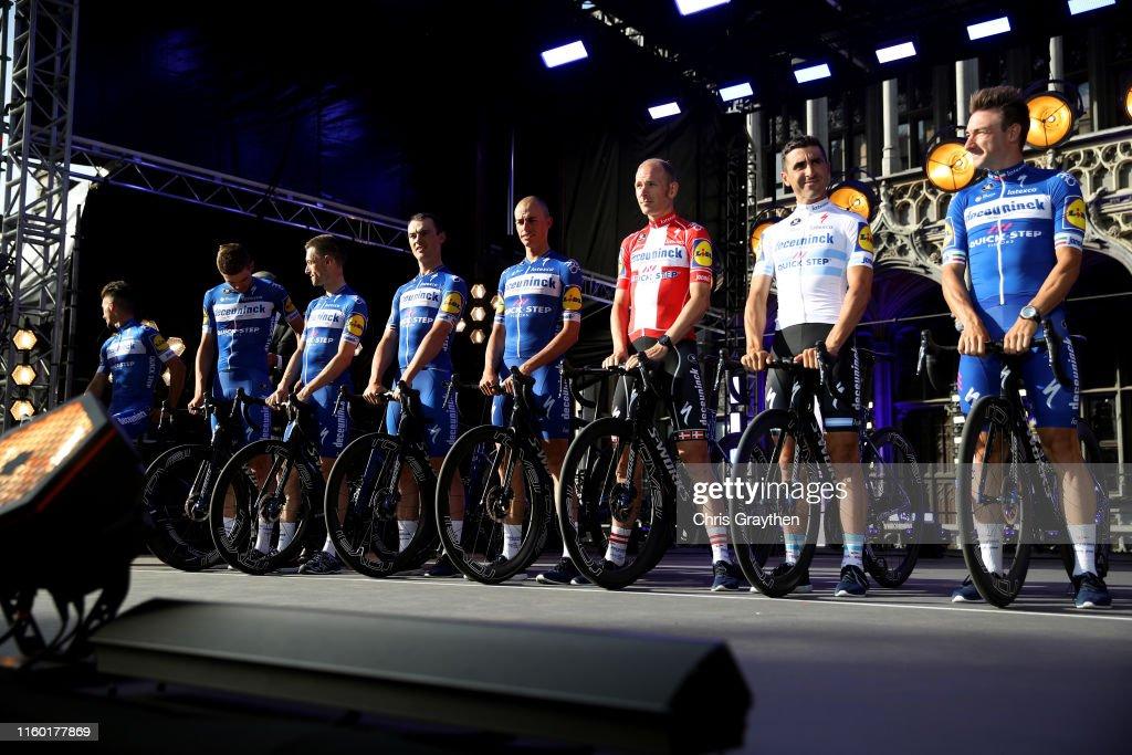 106th Tour de France 2019 - Team Presentation : ニュース写真